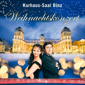 Bild: Das Weihnachtskonzert im Kurhaus-Saal Binz - mit Alenka Genzel und Frank Matthias