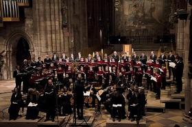 Bild: Münsterkonzert der Freiburger Dommusik