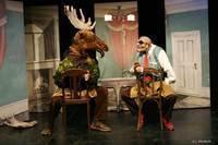 Bild: Olaf, der Elch - Theater Salz+Pfeffer