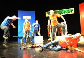 Bild: Theatersport Harlekintheater Tübingen