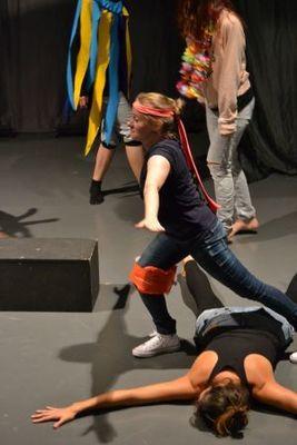 Bild: Die Kunst der Performance | 18+ - Leitung: Angelika Wagner (Theaterpädagogin)