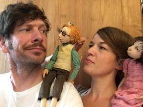 Bild: Wie die Puppen laufen lernen | 18+ - Figurentheater-Workshop 18+