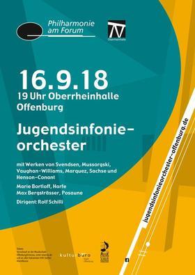 Bild: Jugendsinfonieorchester Offenburg - Sinfoniekonzert