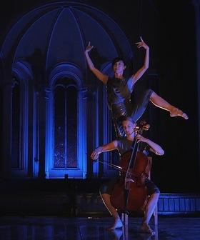 Bild: Instrument des Jahres - Suite Transkription für Barockcello und Tanz