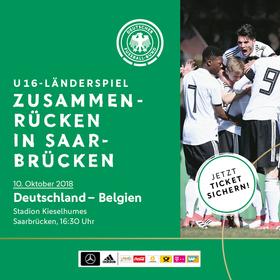 Bild: Deutschland - Belgien