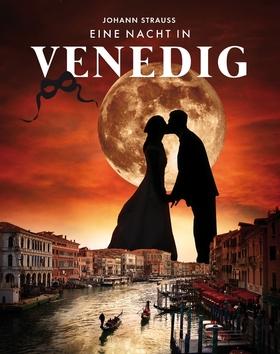 Bild: Eine Nacht in Venedig - romantisch-stimmungsvoll-kurzweilig