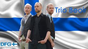 Trio Beoir - Konzert mit dem finnischen Trio