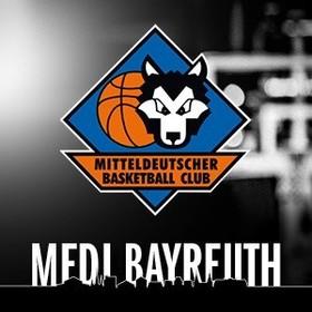 Bild: medi bayreuth vs. Mitteldeutscher BC