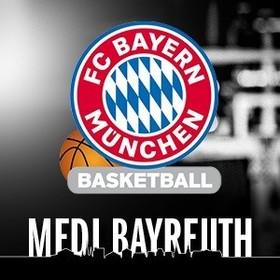 Bild: medi bayreuth vs. FC Bayern München