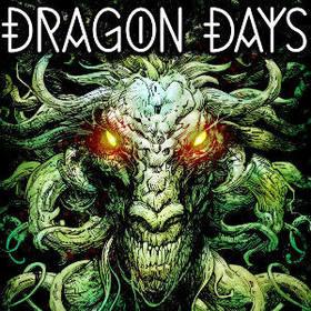 Bild: Dragon Days Fantastikfestival: Die Abschlussveranstaltung - Luci van Org, Chritian von Aster, Sebastian Barwinek, Tobias Frey