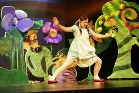 Bild: Der Zauberer von Oz - Sonntags um Drei