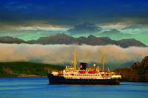 Bild: Hurtigruten - Traumtour entlang Norwegens Küste