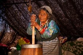 Bild: Faszination Tibet – Reise zum heiligen Berg Kailash - Island - von und mit Andreas Huber