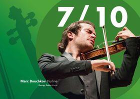 Bild: Edle Klänge: Virtuose Violine - Ein Fest für die Musik: Violinvirtuose Marc Bouchkov