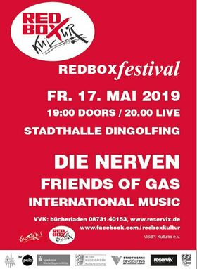 Bild: Redbox - Das Musikfestival in der Stadthalle