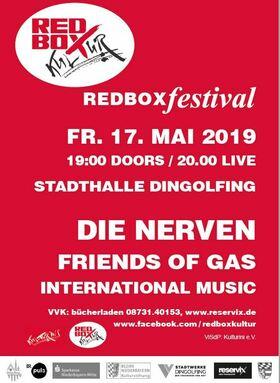 Bild: Redbox Festival