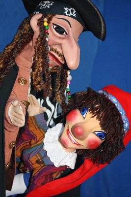 Bild: Kasper und der Pirat der sieben Meere