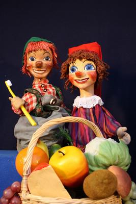 Bild: Tiengener Puppenspieltage