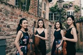 Bild: Esmé Quartett (Korea)