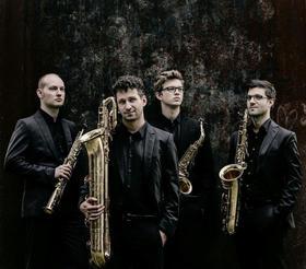 Bild: Xenon Saxophonquartett (Köln)