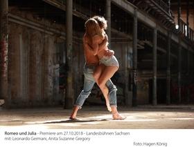 Bild: Romeo und Julia - Tanztheater