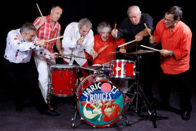 Bild: Les Haricots Rouges - New Orleans Jazz, Chansons, Comedy