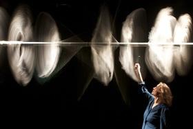 Bild: Kindertheater - Elektrische Schatten