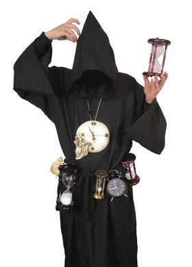 Bild: DER TOD - Death Comedy - ZEITLOS (Voraufführung)