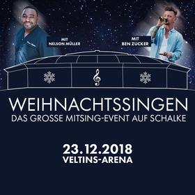 Bild: Weihnachtssingen auf Schalke