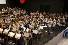 Bild: Weihnachtskonzert des Musikvereins Kressbronn e. V. - SONNTAG