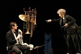 Bild: Die Orchesterprobe - Komödie nach Karl Valentin