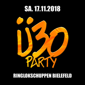 Bild: Ü30 Party in Bielefeld - Die grosse Premiere im Ringlokschuppen