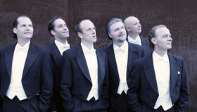 Bild: Comedian Harmonists Today -