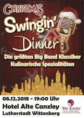 Bild: Swingin`Dinner - Christmas Swing