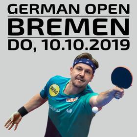 German Open 2019 - Donnerstag