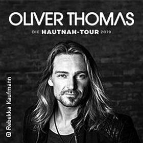 Bild: Oliver Thomas - Hautnah Tour 2019