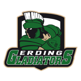 Bild: Erding Gladiators vs. EHC Königsbrunn