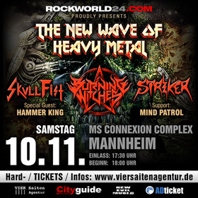 Bild: The New Wave Of Heavy Metal