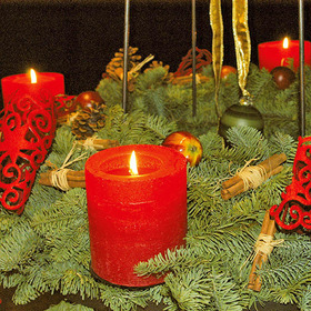 Bild: Müritz-Chor Waren / StadtStreicher Waren und Solisten - Weihnachtskonzert 2018