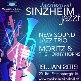 Bild: Jazzfestival ´Sinzheim jazzt´ - mit Moritz & the Horny Horns und dem New Sound Jazz Trio