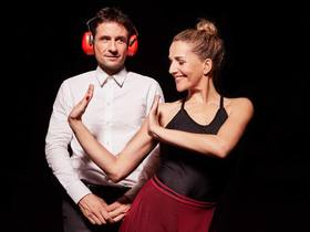 Die Tanzstunde - Komödie von Mark St. Germain mit Oliver Mommsen und Tanja Wedhorn