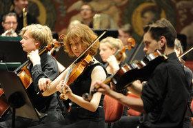 Bild: Junges Sinfonieorchester Dresden