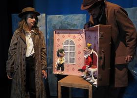 Josa mit der Zauberfidel - Fliegendes Theater – für Kinder ab 4 Jahren