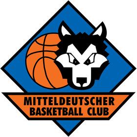 Bild: HAKRO Merlins Crailsheim - Mitteldeutscher BC