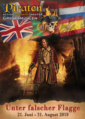 Bild: Piraten Open Air - Unter falscher Flagge