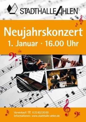 Bild: Neujahrskonzert -