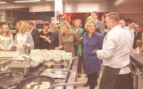 Bild: Küchenparty im SCHLOSS Fleesensee - Zweite Christmas-Küchenparty am 14. Dezember 2018