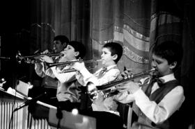 Bild: Children Big Band - aus der russischen Jazz-Metropole Rostow/Don