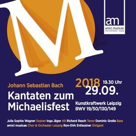 Bild: Kantaten zum Michaelisfest - BWV 19, 50, 130 & 149