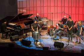 Bild: Jazz Dozenten - HfM Dresden